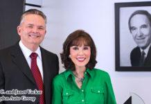 Robert C. and Janet Vackar Bert Ogden Auto Group