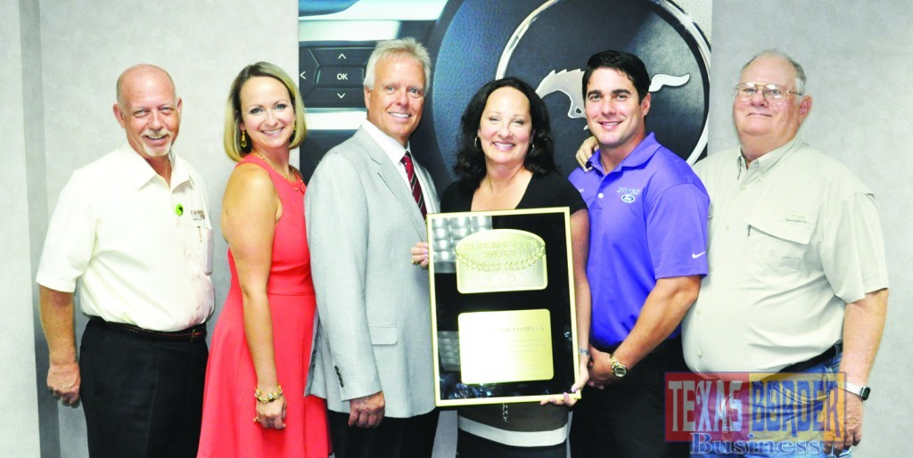 Spikes ford in mission wins prestigious president s award for Ford motor company awards