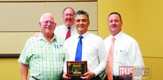 Dr. James Ponce Recognized for Service on Chamber Board
