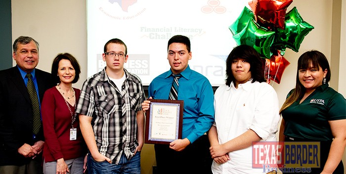 team from Harlingen High School South won first place in the Stock ...