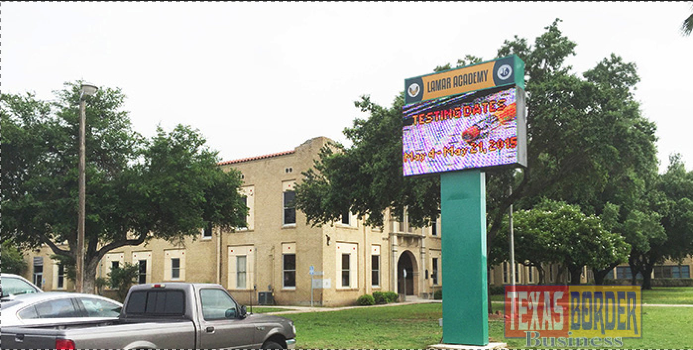 Updated Mcallen Isd S Lamar Academy Ranked In National