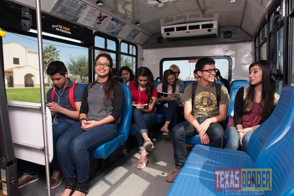 South Texas College expands JagExpress bus routes, start
