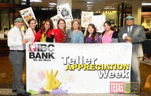 IBC Bank-McAllen Hosts Annual Teller Appreciation Week ...