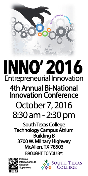 INNO' 2016 4th Annual Bi-National Innovation Conference