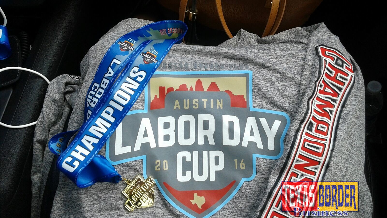 The McAllen United Angels won the 2016 Austin Labor Day Cup ... on london day, brooklyn day, seattle day, west virginia day, african american day, idaho day, hong kong day, milwaukee day, nashville day, oklahoma day, boston day, new york city day, los angeles day, tokyo day, arlington country day, st. patrick's day, south carolina day, st. andrew's day, delaware day, savannah day,