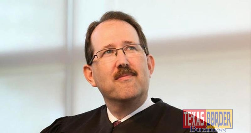 Judge Amos Mazzant, U.S. District Judge in the Eastern District of Texas.