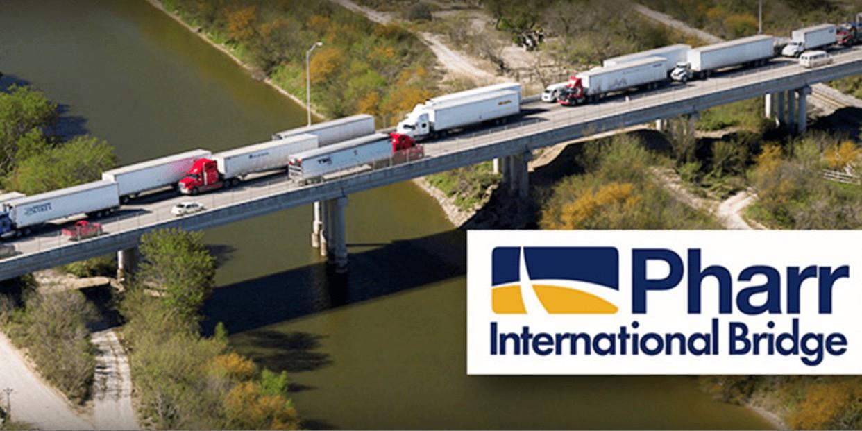 Pharr International Bridge breaks all-time record for Southbound