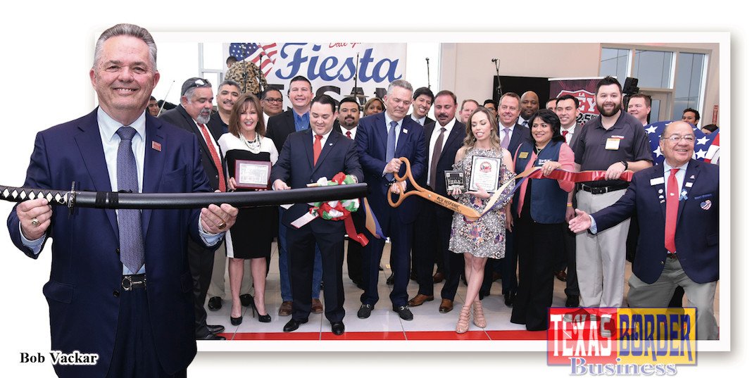 Bert Ogden Nissan >> Fiesta Nissan of Edinburg Celebrates Grand Opening and ...