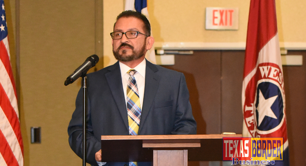 Weslaco 2nd annual state of the city texas border business - David suarez ...