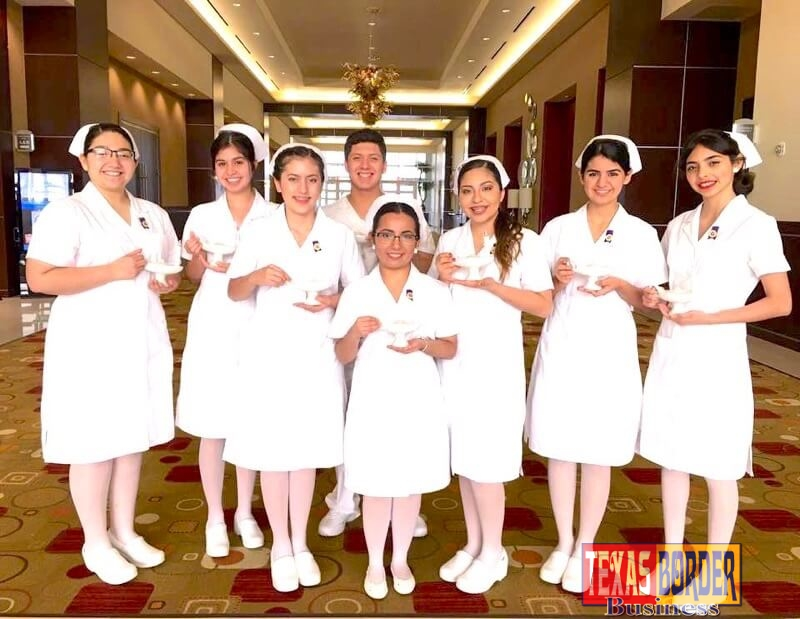 Breaking News First Cohort Of Nursing High School Students Graduate