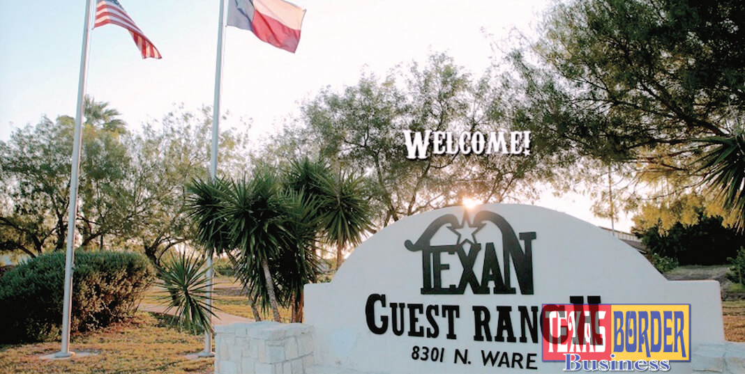 Texas Guest Ranch is located at 8301 N. Ware Rd., McAllen Texas