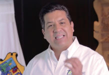 Gov. of Tamaulipas Francisco J. Garcia Cabeza de Vaca launched a battle against organized crime and corrupt government officials. He took over the state on October 1, 2016, and found that is in deplorable conditions. There is no municipal police in place, the state police, whatever left of the force is in great need of total restoration. He is the process of getting training for the main elements to rebuild the state police badly needed. The Marines, Army, and the Federal Police protect the state. The state has 43 cities and conditions of security are similar. Courtesy photo