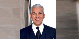Quarterly networking luncheon featuring Keynote Speaker, Javier Palomarez, President and CEO of the U.S. Hispanic Chamber of Commerce, returns under direction of new Chamber President, Robert Rosell.