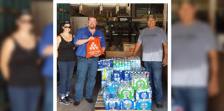 South Texas College (STC) faculty, staff and students in collaboration with Habitat for Humanity of the Rio Grande Valley were able to support Lamar State College in Port Arthur and their community following Hurricane Harvey in August.