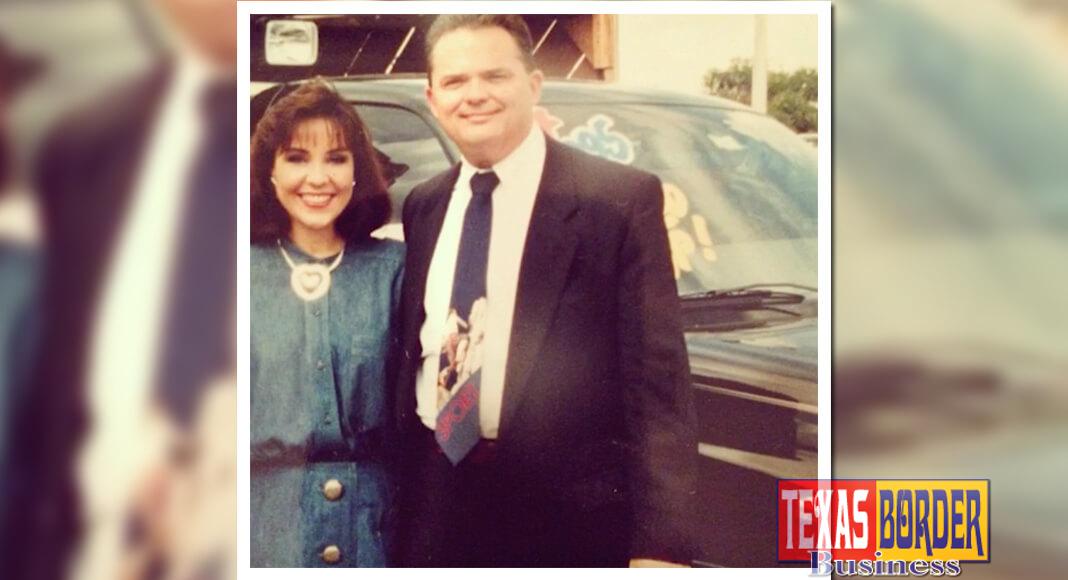 L-R: Janet and Bob Vackar. A father daughter duo became a husband wife duo as the dealership began growing.
