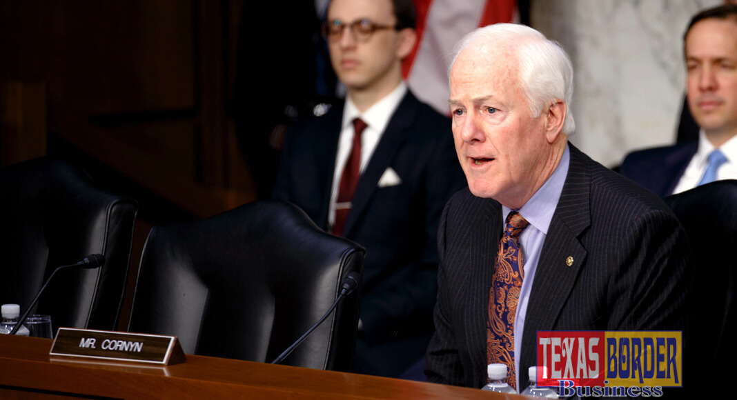 SenatorJohn Cornyn, a Republican from Texas, is a member of the Senate Finance, Intelligence, and Judiciary Committees.
