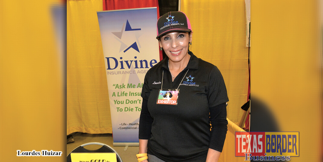 Lourdes Huizar, broker and owner of Divine Insurance Agency