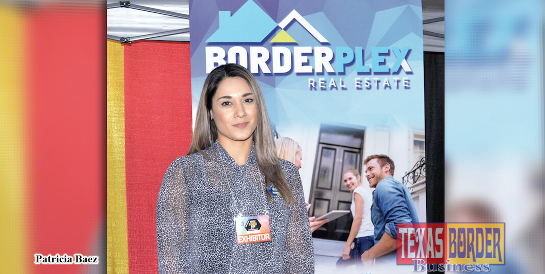 Patricia Baez, realtor with Borderplex