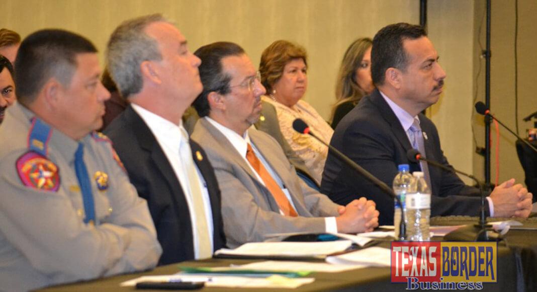 Pharr Mayor Hernandez Testifies at Joint House Hearing on
