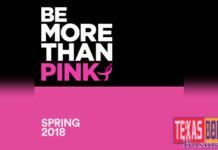 More Than Pink® Spring 2018