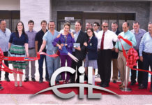 CiL Patio del Puente Ribbon Cutting Ceremony