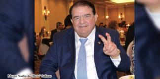 """Mayor Norberto """"Beto"""" Salinas"""