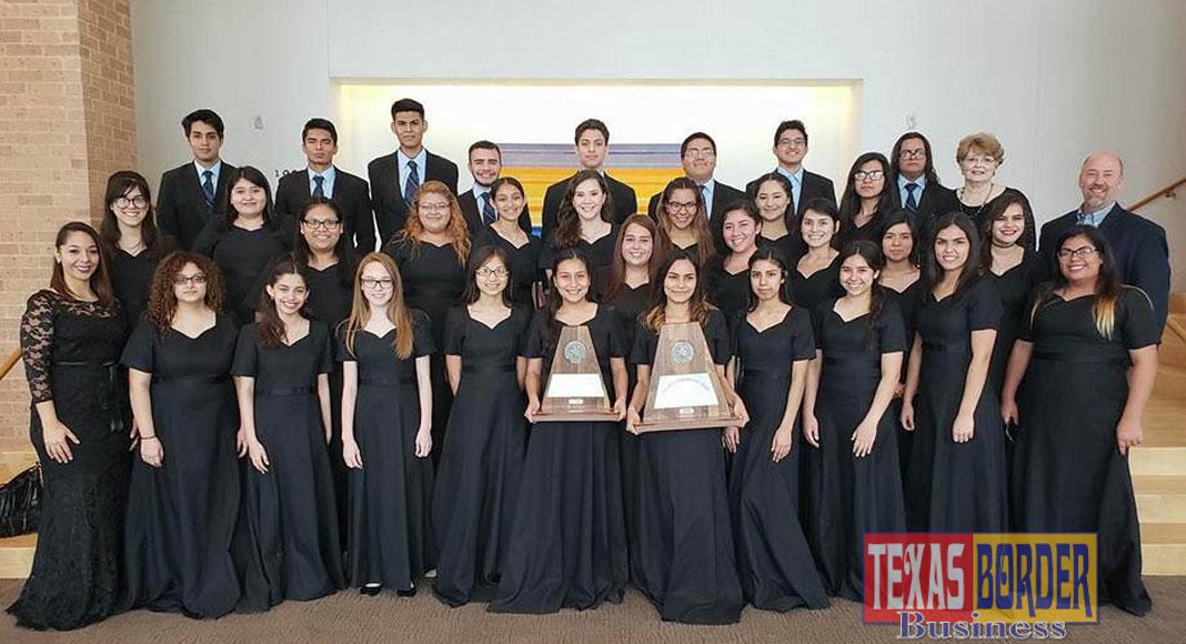 PSJA Memorial Treble and Mixed Choir