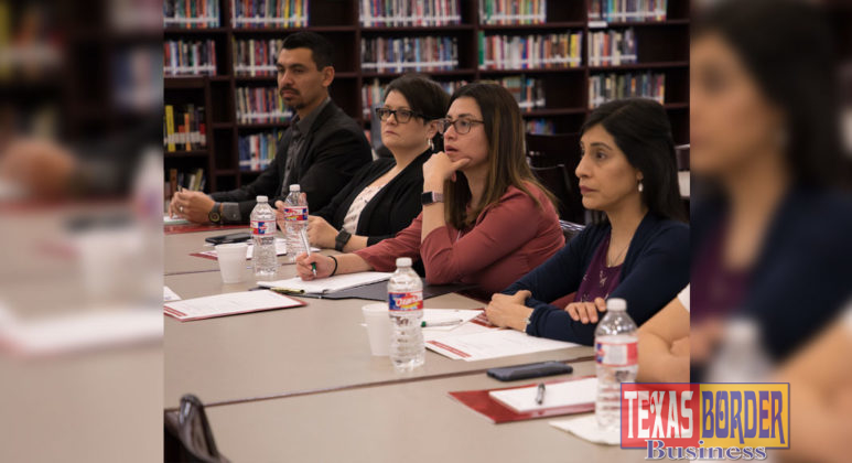 Several leaders from San Antonio Independent School District (SAISD) visited the Rio Grande Valley to learn about the Dual Language Enrichment Program