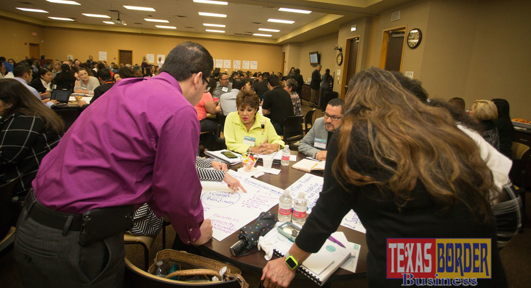STC welcomed educators from across the Valley to its 13th Annual Summit on College and Career Readiness on April 9. Held at Region One ESC, the event featured a full day of discussions and brainstorming sessions on some of the most pressing issues facing higher education today.