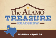 The Alamo invites Texans to learn about ongoing preservation work happening at the state's most well-known historic site and to share their own family stories, documents, and artifacts related to Texas history and the Texas Revolution.