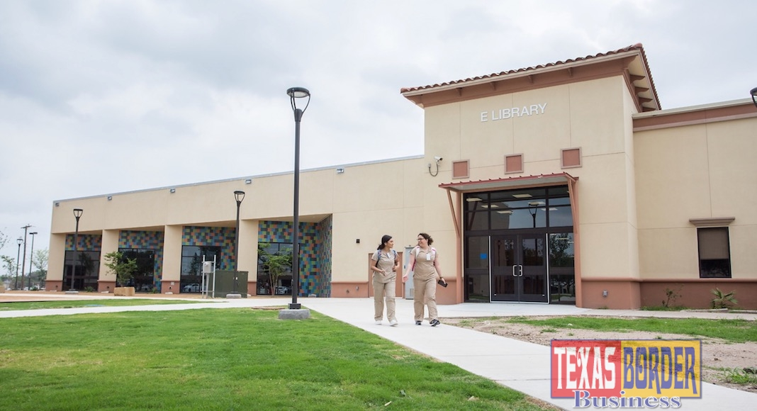 The ribbon cutting ceremony will take place on the south side of Building K at the Mid- Valley Campus Thursday, April 26 at 10 a.m. located at 400 N Border Ave. in Weslaco.