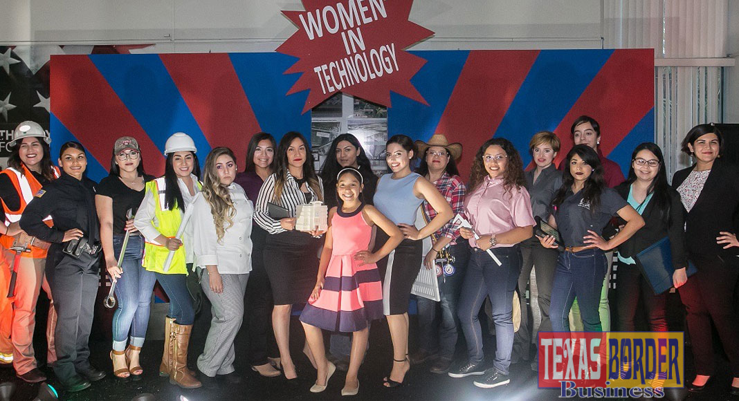 South Texas College held its Women in Technology event on April 18. Hundreds from the community, along with current and prospective students attended the annual event, which included information booths, hands-on displays, equipment, demonstrations, and a fashion show highlighting today's trends from various career fields.