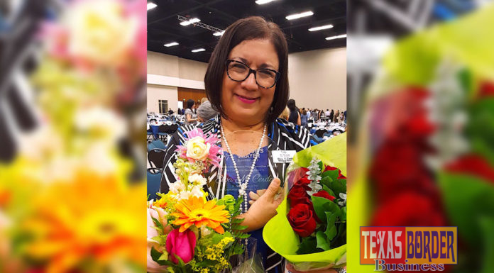 Elva M. Cerda honored because of her endless, passion and dedication to multiple projects that involve nonprofit organizations. She is considered one of the icons for McAllen and the region.