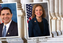 Reps. Cuellar and Schultz Offer Amendment Opposing Funding for Border Wall