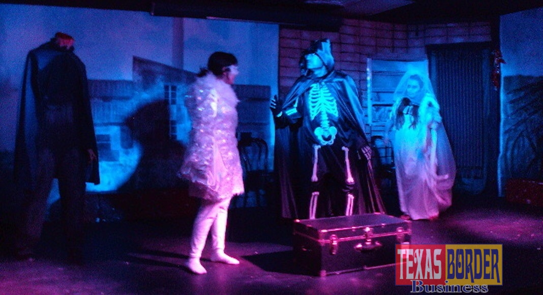 Auditions for Hidalgo Pumphouse Play at Pharr Community