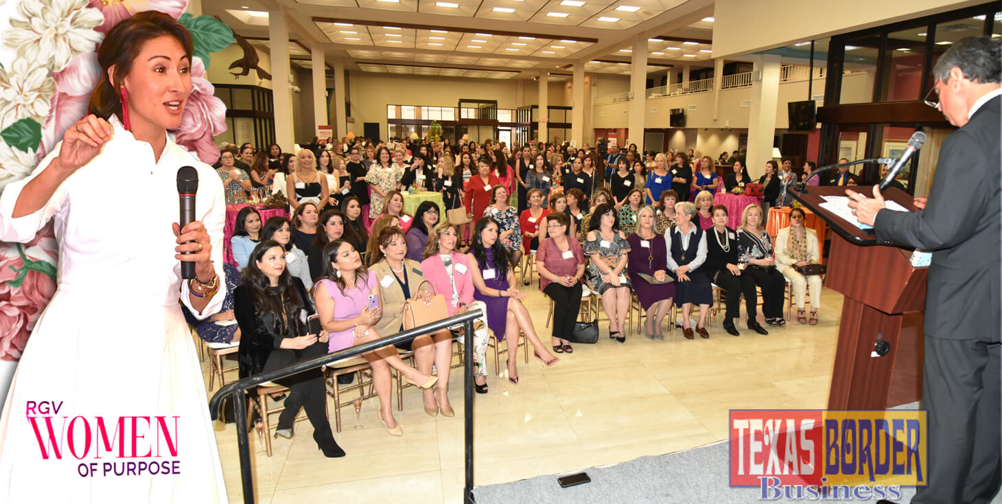 IBC Bank of McAllen celebrated the first Annual Women of Purpose 2018. It brought together the most exciting and distinguished women of the region.
