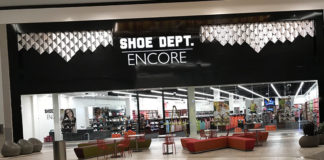 Just a few weeks ago, the Shoe Dept. ENCORE store opened at La Plaza Mall. They are part of the beautiful elegant new wing expansion of the Mall.