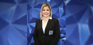 Vela High School Principal Sylvia Ledesma.