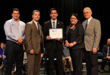 "Antonio Martinez -PSJASouthwest ECHSgraduate Antonio Martinezwas one of the five Joel ""Joey""Presidential Scholarship recipients."