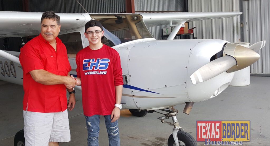 "As part of South Texas College's Aviation Camps, Junior high and high school participants will take a field trip to the McAllen Airport for a ""Hangar Hangout."" The hangout will give participants an opportunity to meet with a Federal Aviation Administration (FAA) certified instructor."