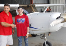 """As part of South Texas College's Aviation Camps, Junior high and high school participants will take a field trip to the McAllen Airport for a """"Hangar Hangout."""" The hangout will give participants an opportunity to meet with a Federal Aviation Administration (FAA) certified instructor."""