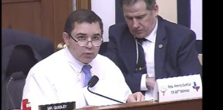 Cuellar Fights Border Wall Funding