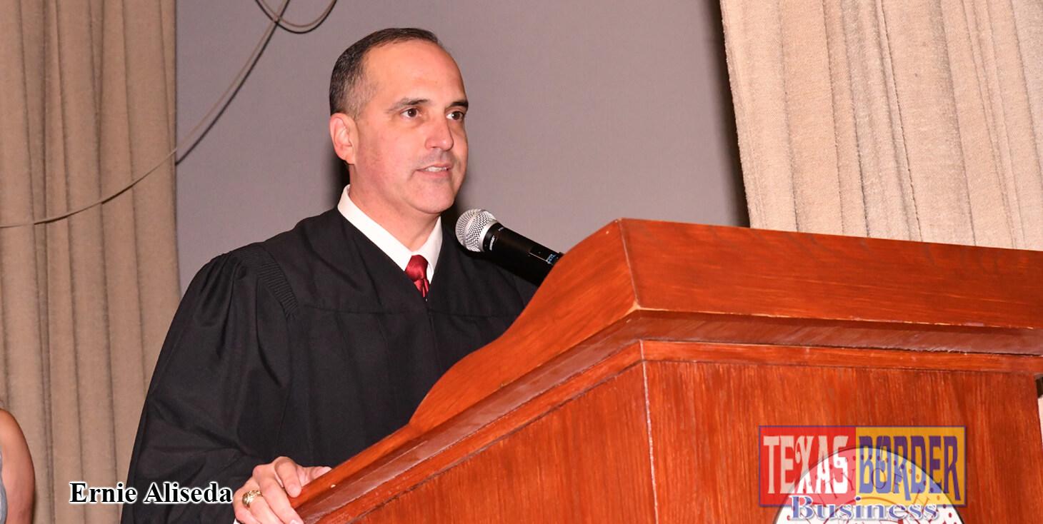 Judge Ernie Aliseda
