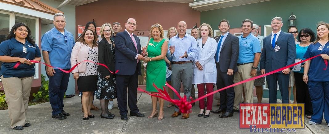 School of Medicine, Community Celebrate Opening of UT Health