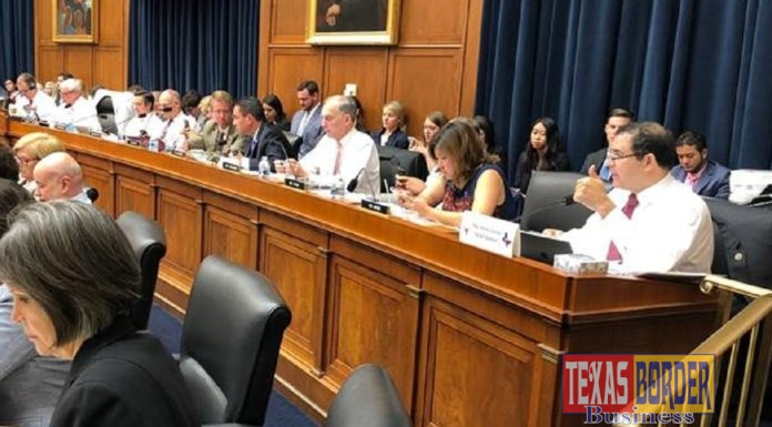 Congressman Henry Cuellar (TX-28) speaks at the Labor, Health and Human Services, Education and Related Government Agencies Appropriations Committee Markup for fiscal year 2019 in Washington on Wednesday.
