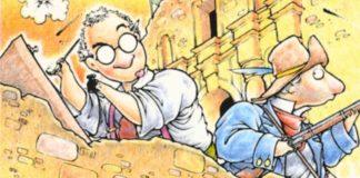 Cartooning Exhibit Coming To Harlingen