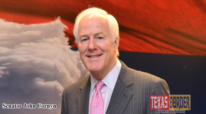 Senator John Cornyn, a Republican from Texas, is a member of the Senate Finance, Intelligence, and Judiciary Committees.