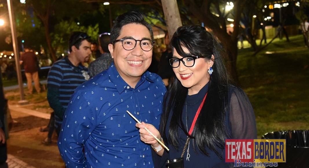 Robert and Maribel Rosell, enjoying time together. Photos by Roberto Hugo Gonzalez
