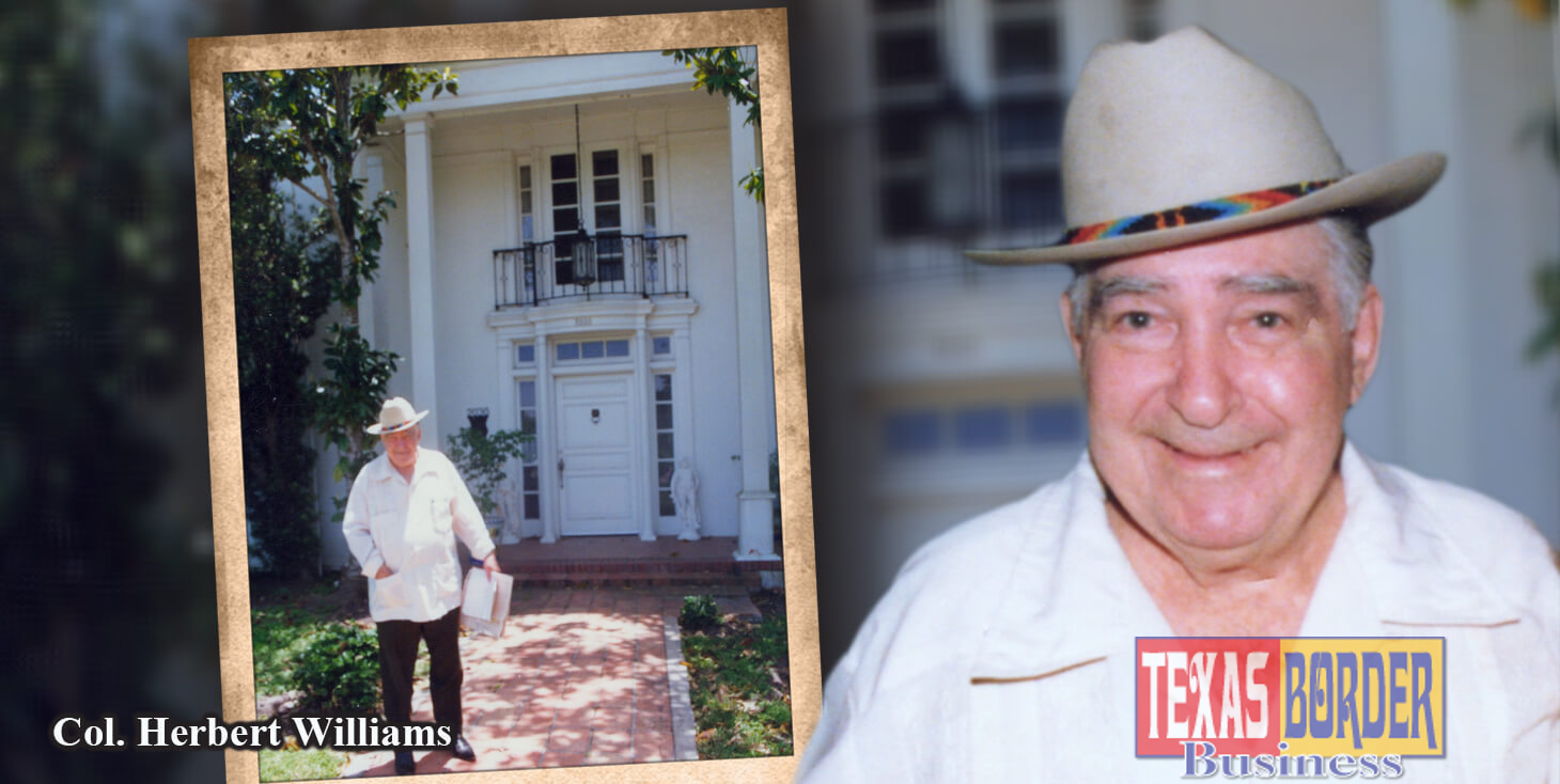 Herbert Williams, president of the Cherokee Nation outside the building that he had designated as the Cherokee Embassy. Photo by Roberto Hugo Gonzalez, 1987
