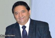 Consul of Mexico Eduardo Bernal Martinez